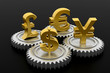 3d gear with global currency..