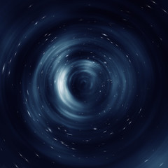 The origin of the spiral galaxy