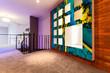 Entresol in modern flat
