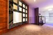 Entresol in apartment
