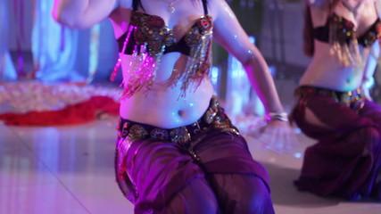 Oriental dances