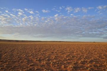 Morgenstimmung in den Tirasbergen
