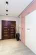 Modern anteroom in new house