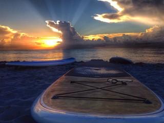 sunday paddleboard