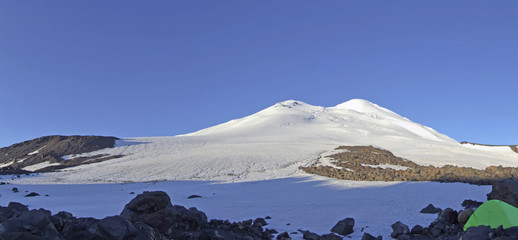 View of Elbrus