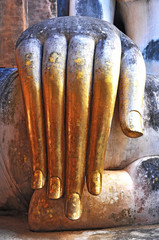 Hand of Buddha Status