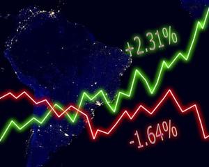 Brazil Map Stock Market