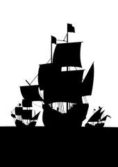 columbus ships vert 1