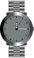 Illustration of a Wrist watch