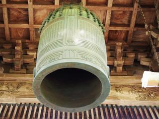 お寺の釣鐘