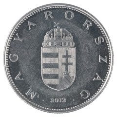 Hungarian Forint ten coin
