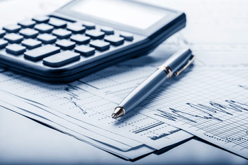 Business and financial concept