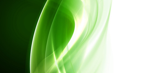Light Green Art Element For Your Design