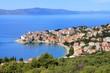 Croatia - Dalmatia view with Igrane and Hvar island (background)