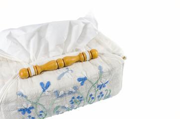 handmade tissue paper box