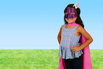Girl Super Hero