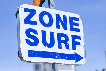 Zone Surf