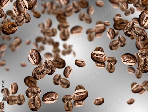chicchi di caffe' - 68491225