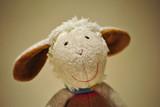 Kuscheltier Emma das Schaf