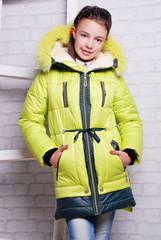 куртка, зима, ребенок