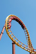 A roller coaster ride in France - 68496254