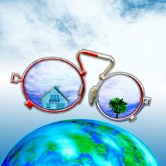 occhiali con vista