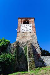 Campanile dei Rovi - Ex torre di Guardia - Manta (Cn)