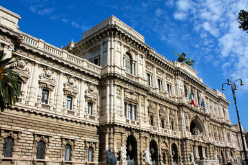 Justizpalast in Rom