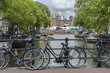 New market in Amsterdam, Netherlands