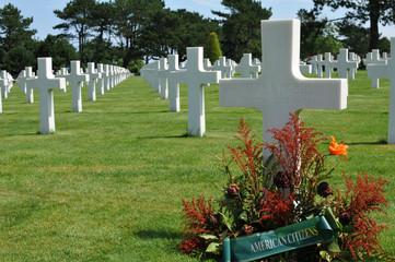 cimetière Américain - Colleville sur Mer