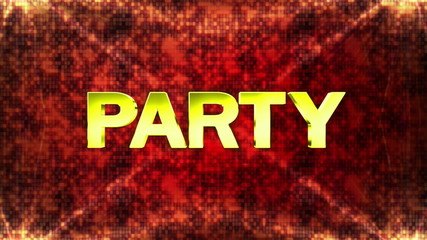 Party Text