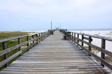 Beach Walkway II