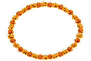 かぼちゃフレーム