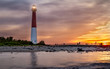 Sunset over Barnegat Lighthouse - 68509010