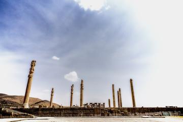 Persepolis, ancient city of Persia
