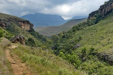 Giants Castle KwaZulu-Natal nature reserve, Drakensberg