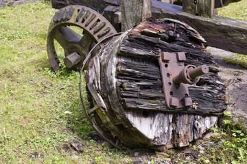 retro  machinery