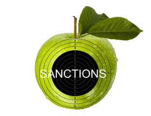 Apple sanctions.