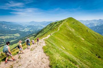 Fellhorn - Gratwanderung