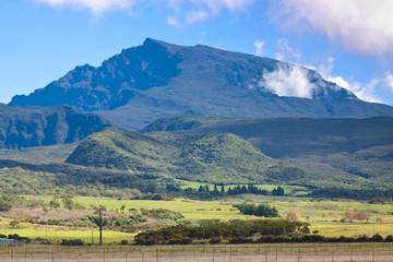 massif du Piton des Neiges, île de la Réunion