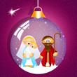 Obrazy na płótnie, fototapety, zdjęcia, fotoobrazy drukowane : Christmas ball