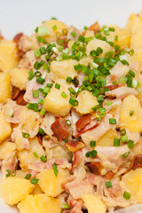 Potato and Bacon Salad Recipe