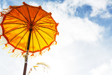 Umbrella on Bali