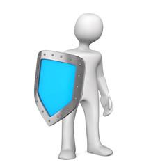 Manikin Protection Shield