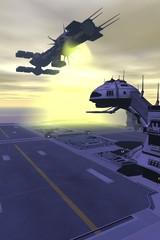 Dusk Landing