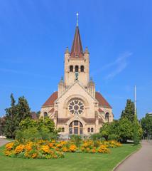 St. Paul's Church in Basel