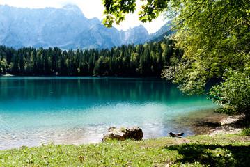Fusine Lake