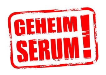Geheim Serum