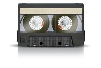 Blank Cassette Tape