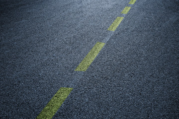 asphalt detail of road background